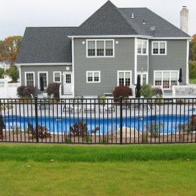 Custom Pool-South Glastonbury