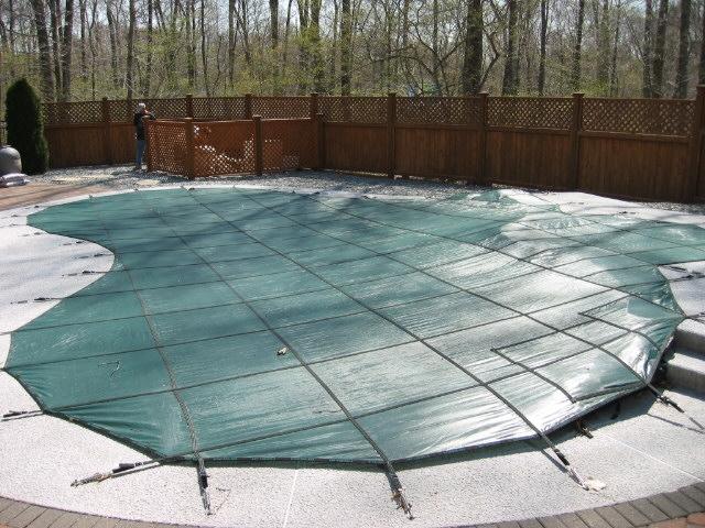 Pool Cover - custom wspa 2