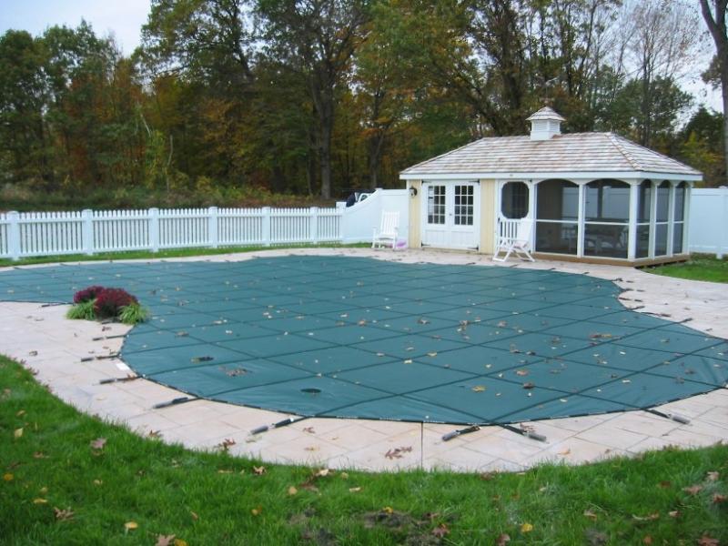 Pool Cover - lagoon 1