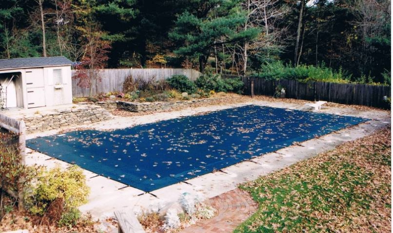 Pool Cover - rectangle 2
