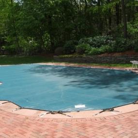 Pool Cover - Lazy L 1