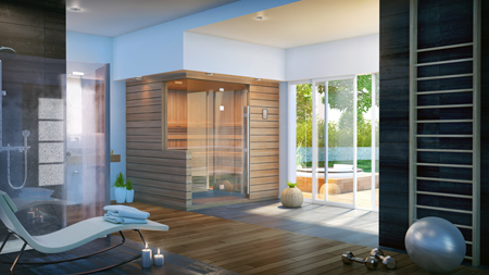 Indoor Sauna Rooms