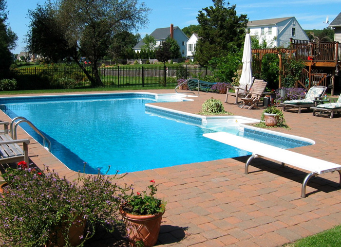 Inground Swimming Pools